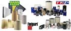 Filter in Top-Qualität für reibungslosen Betrieb