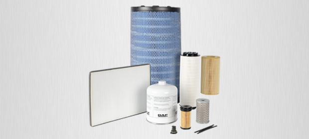 Kits complets d'entretien pour filtres pour DAFEuro6