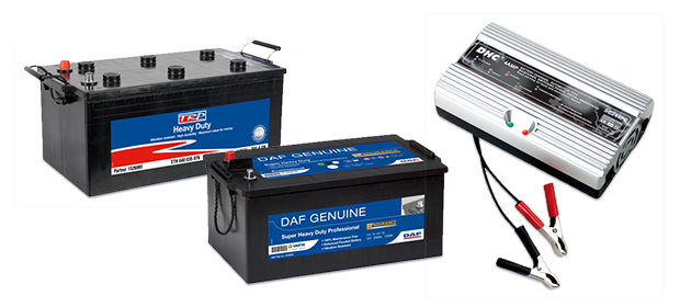 Comprobar que las baterías funcionan