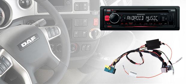 Nouveau: Adaptateur de commande audio au volant Kenwood