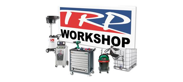 Tous les besoins des ateliers réunis au même endroit: le TRP Workshop