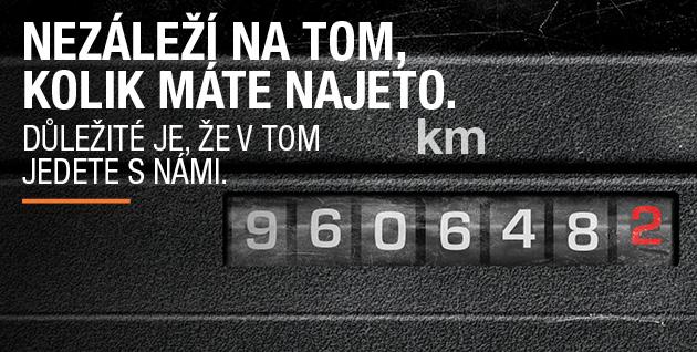 DAF XF s2000000km na tachometru